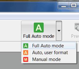 auto-modes