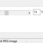 JPEG-optimization